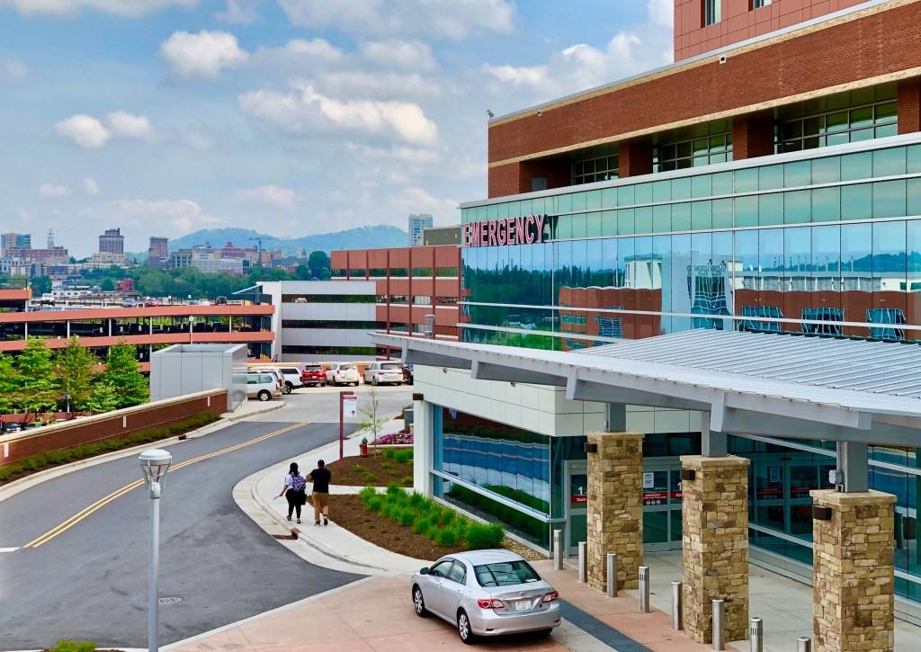 Photo of HCA Mission Hospital Emergency Room